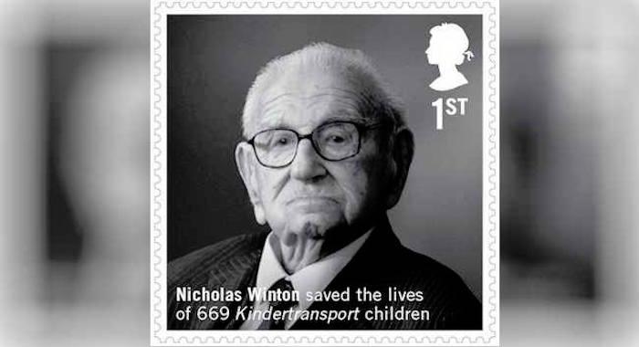 Nicholas-Winton-Stamp-Tres-Bohemes