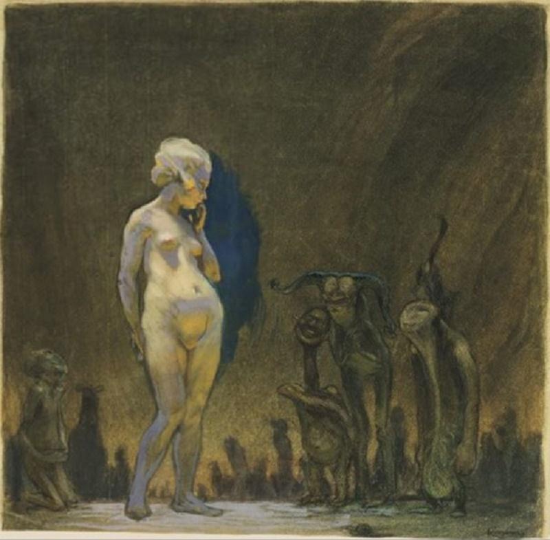 c. 1899, Admiration.