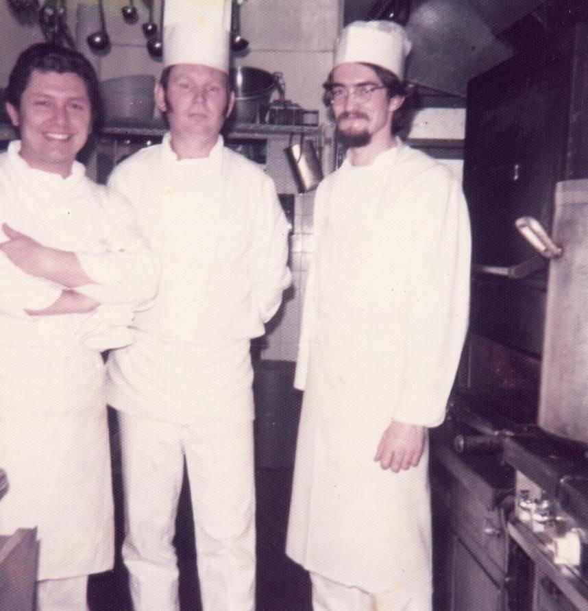 Vlasta Hilmar, Chef at Mount Airy Lodge