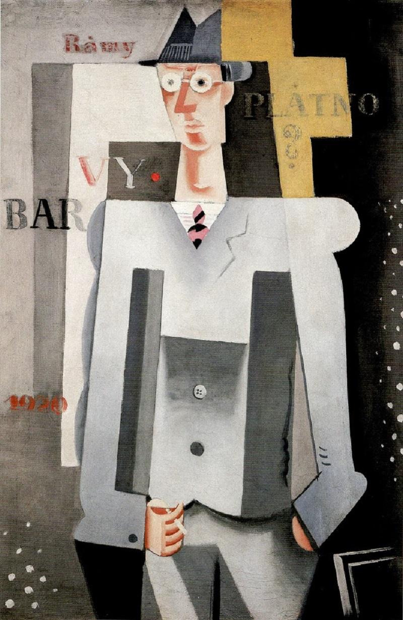 Josef-Capek-Cubism