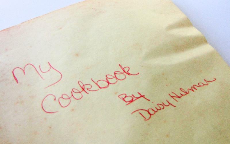 Daisy-Hilmar-Cookbook