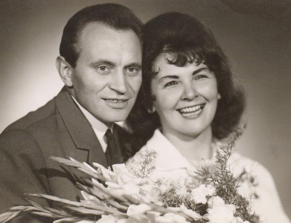 Gustav and Marie (Šrámková) Hodza