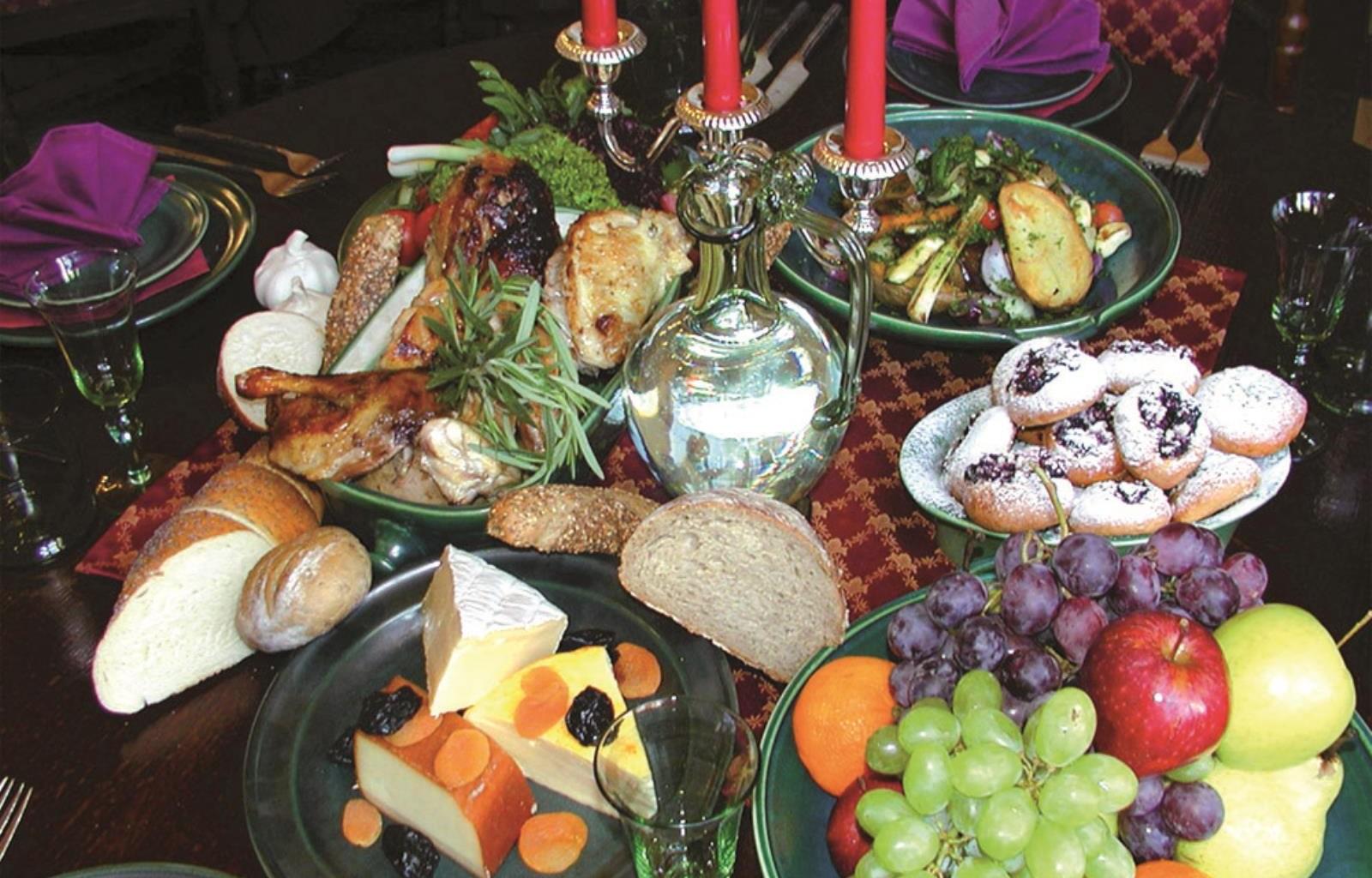 Hotel_Ruze_Medieval_dinner