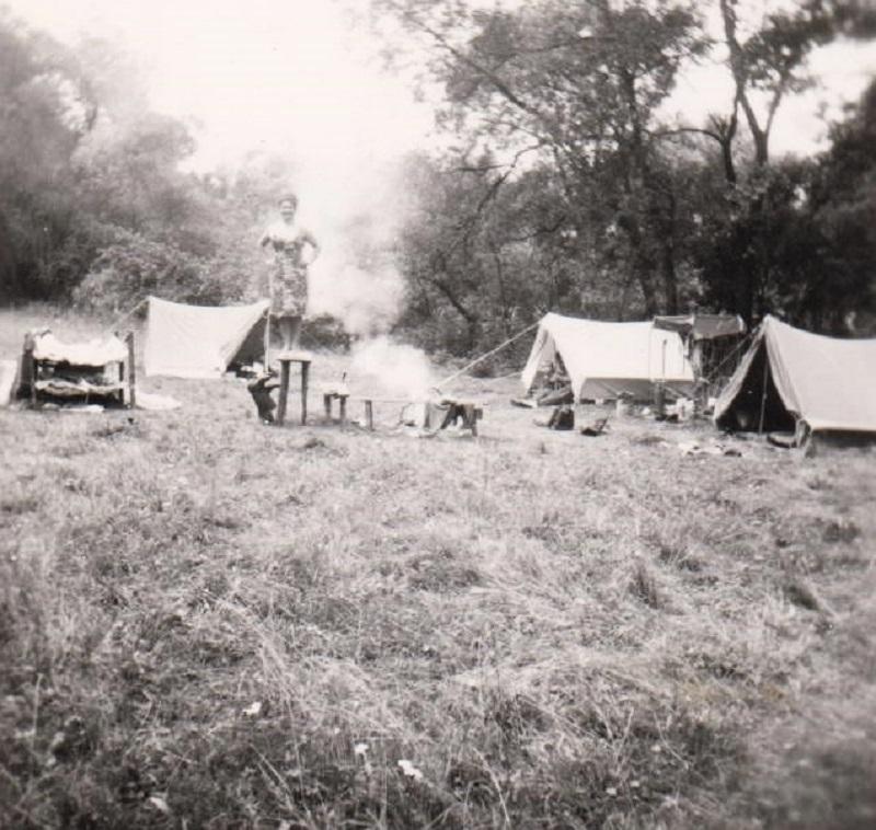 Rabstejn-nad-Strelou-Hilmar-Family-1966