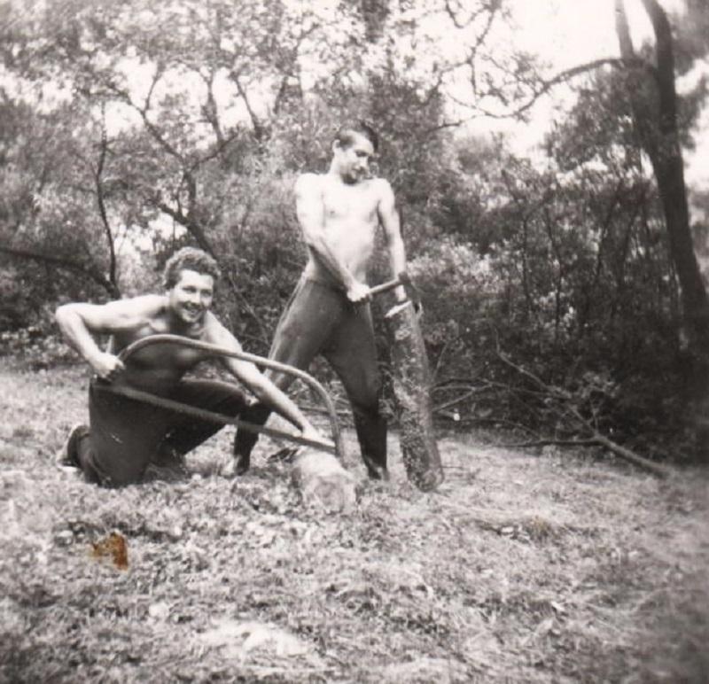 Rabstejn-nad-Strelou-Vlasta Hilmar-Milan-Hilmar-1966