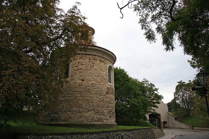 Oldest Rotunda of St. Martin from 11th century