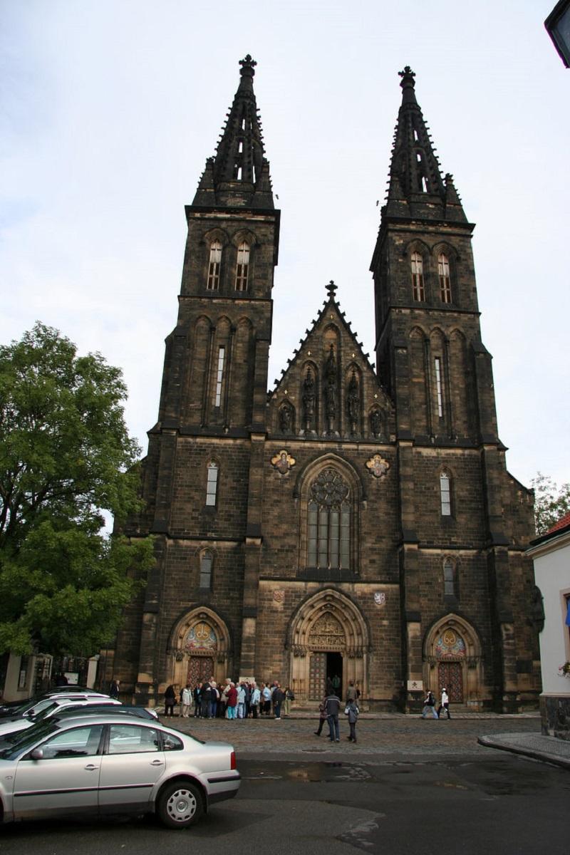 Vysehrad-Praha-7