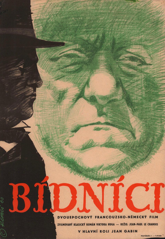 les-miserables-1960-original-czech-republic-movie-poster