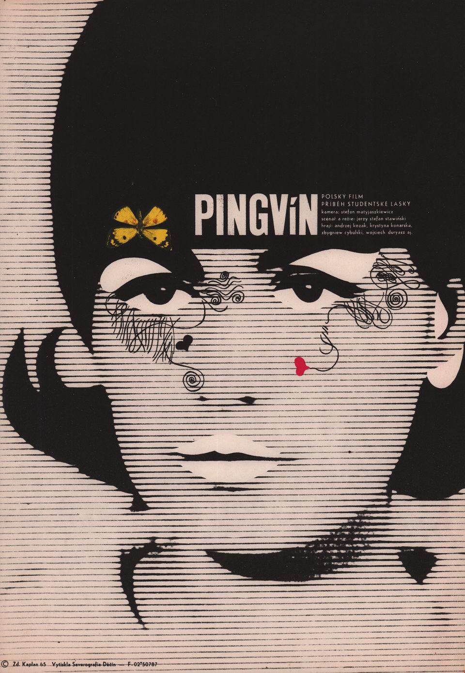 pingwin-1965-original-czech-movie-poster