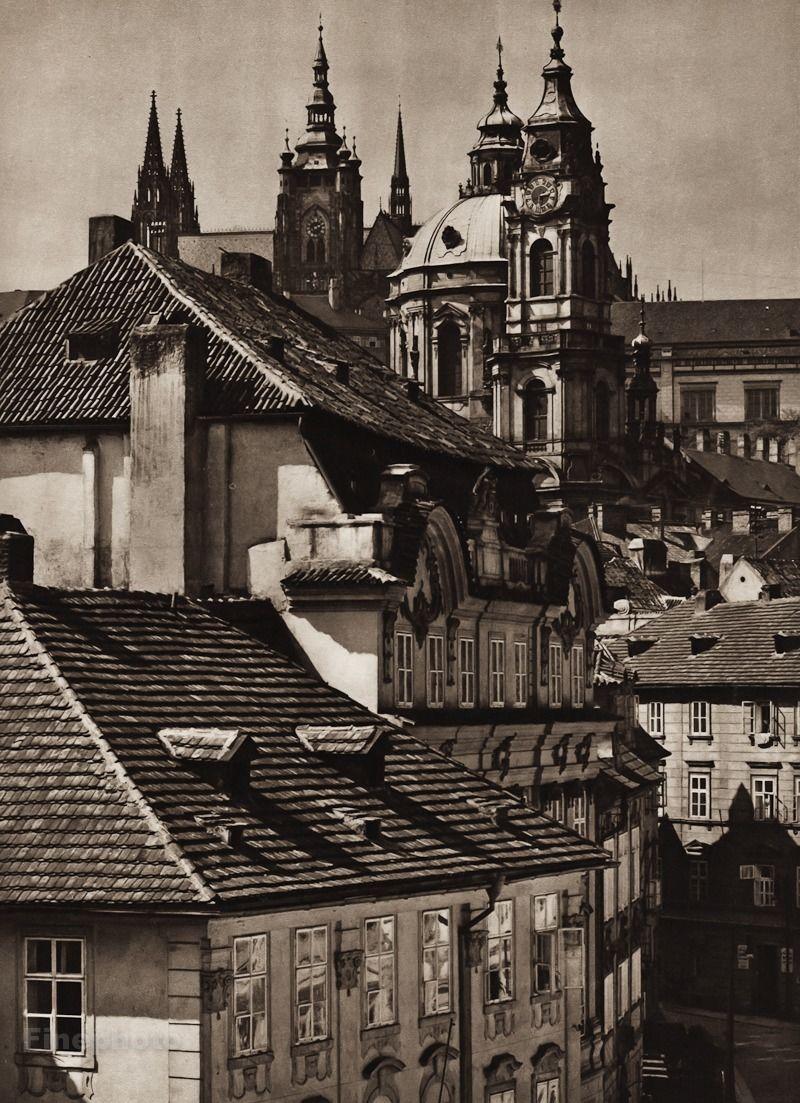 View from Mala Strana