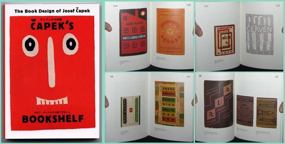 Čapeks_Bookshelf