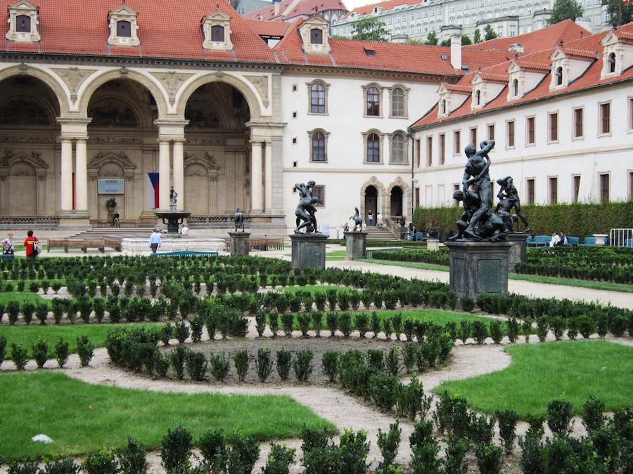 Czech-Castle-Garden-Tres-Bohemes