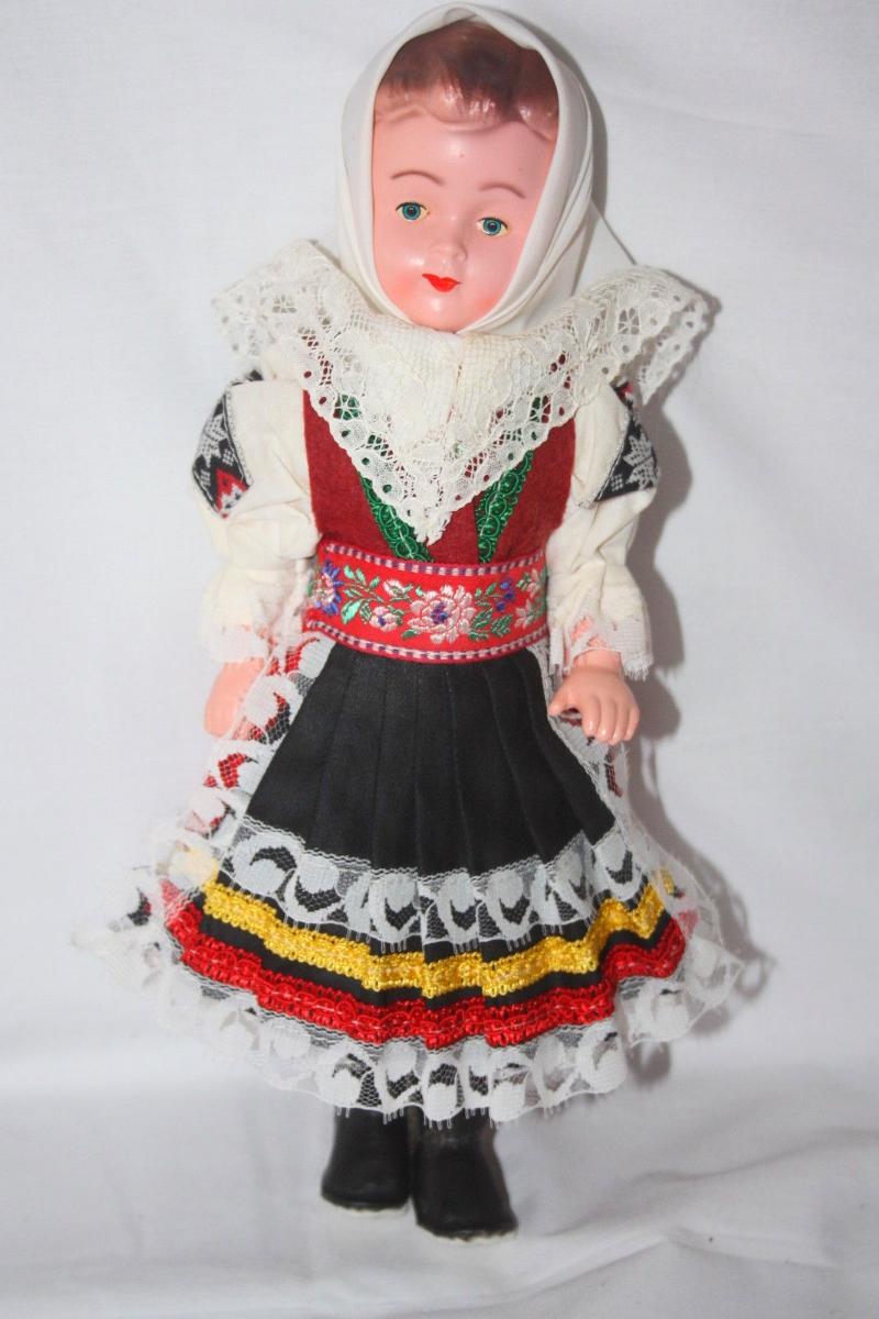 1950s era doll.