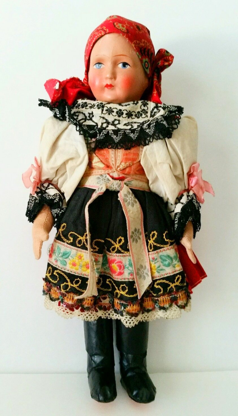 Doll from the 1960s.