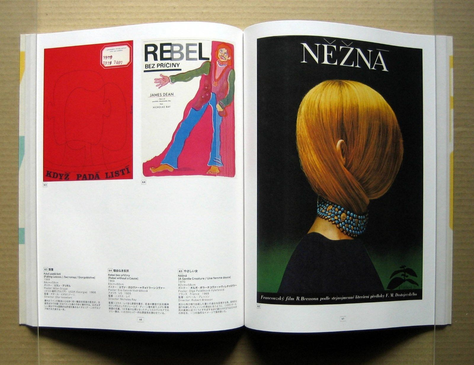 Czech Posters for Films