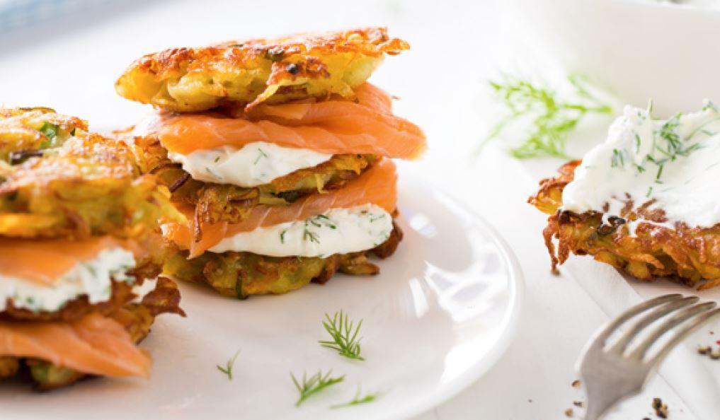 salmon-pancakes