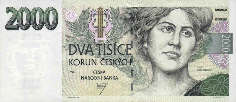 2000-czech-koruna-banknote-tres-bohemes