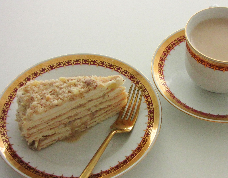 Bohemian Honey Cake Recipe