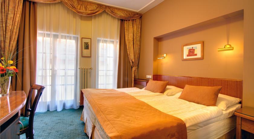 Tiniest hotel in Prague Hotel Clementin in Old Town Prague