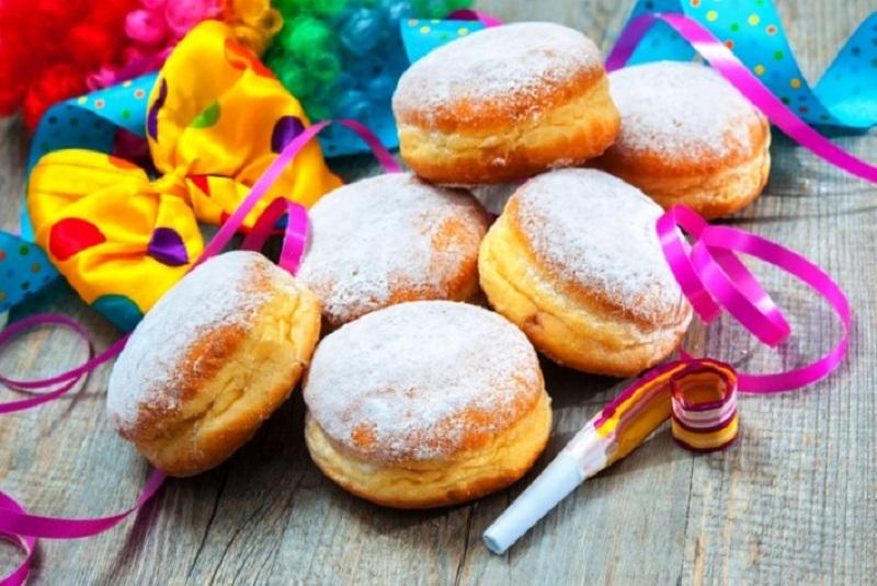 Shrovetide Procession Donuts