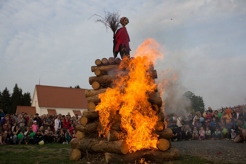 Image result for burning of the witches czech republic
