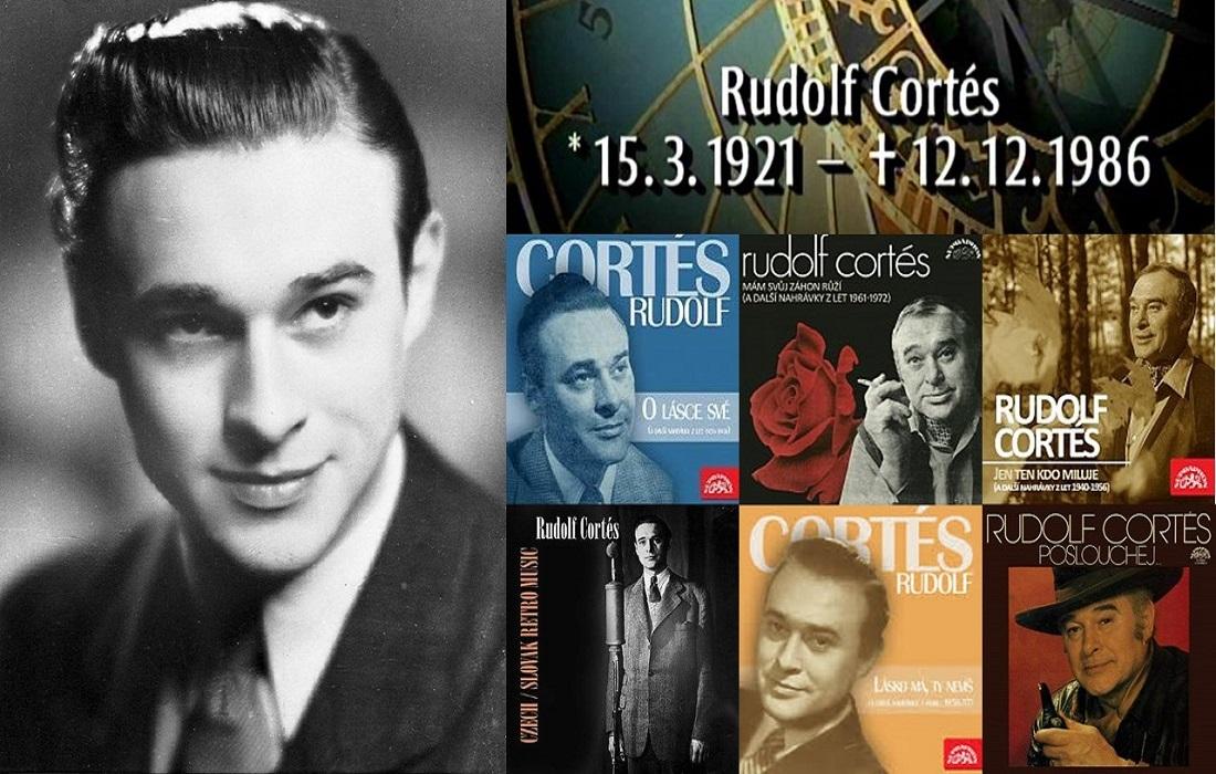 Rudolf Cortés - Poslouchej...