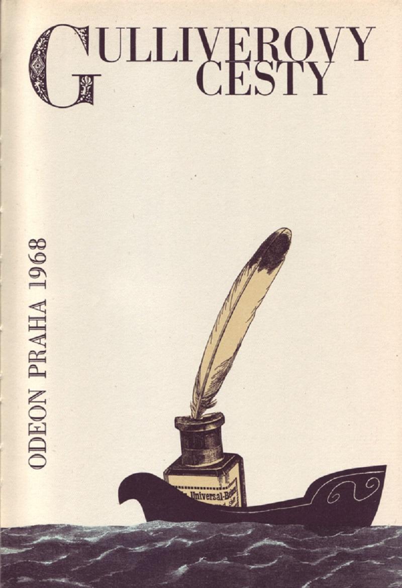 Bohumil-Stepan-Illustrates-Gullivers-Travels-in-Gulliverovy-Cesty