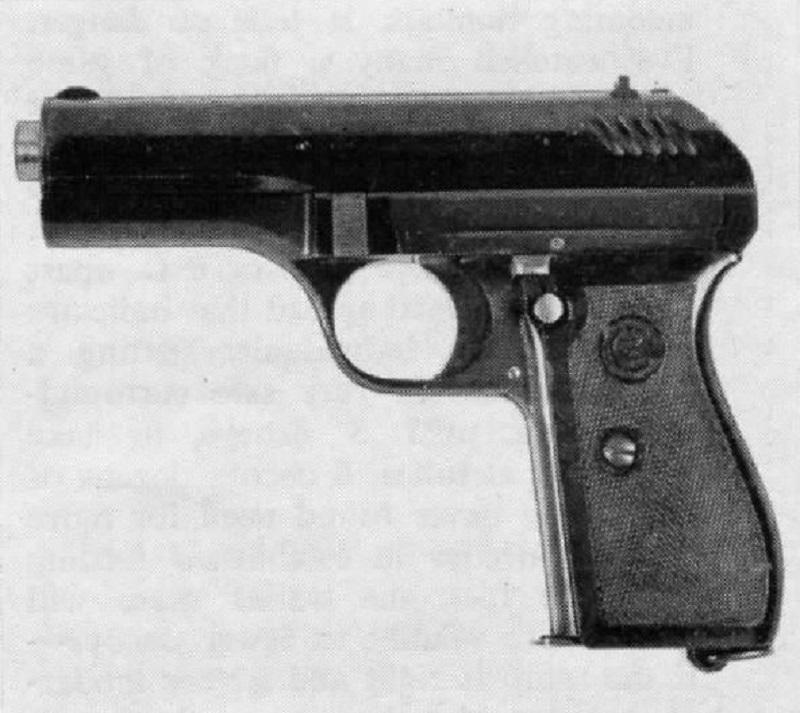 Czech-Handguns-CZ-Model-24-cal-380-pistol