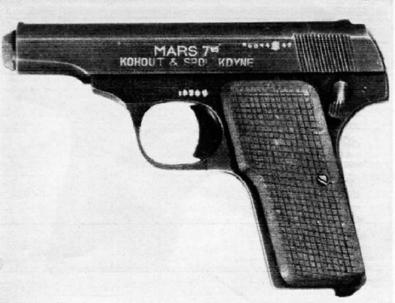 Czech-Handguns-Mars-cal-32-pistol