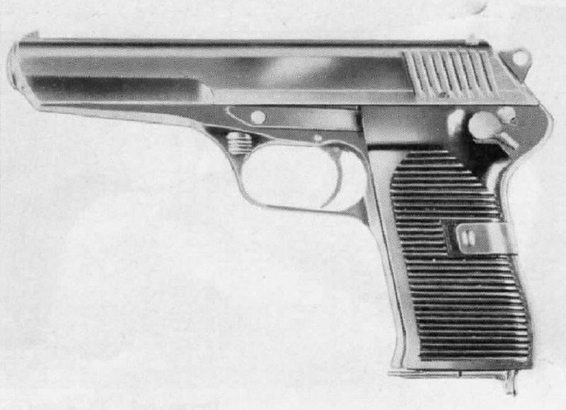 Czech-Handguns-Model-1952-cal-30-pistol