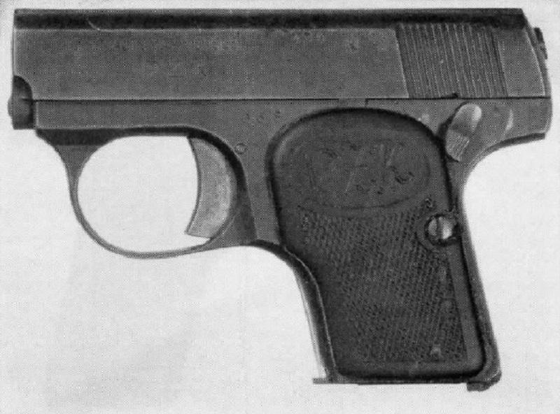 Czech-Handguns-PZK-cal-25-pistol