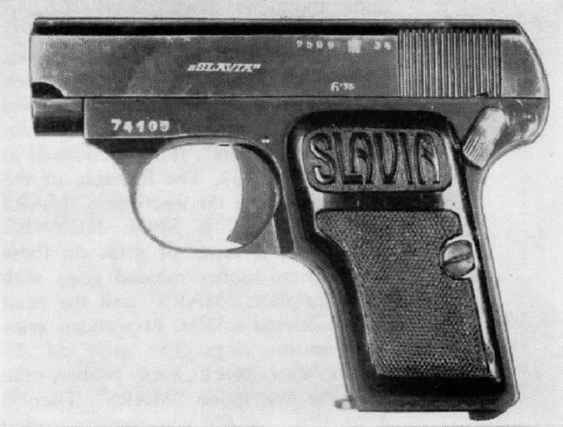 Czech-Handguns-Slavia-cal-25-pistol