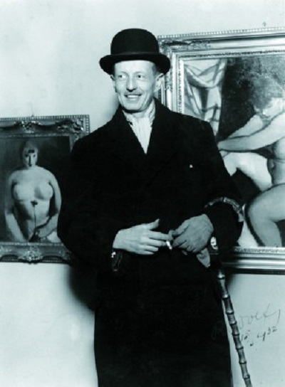 Czech Painter Rudolf Kremlička