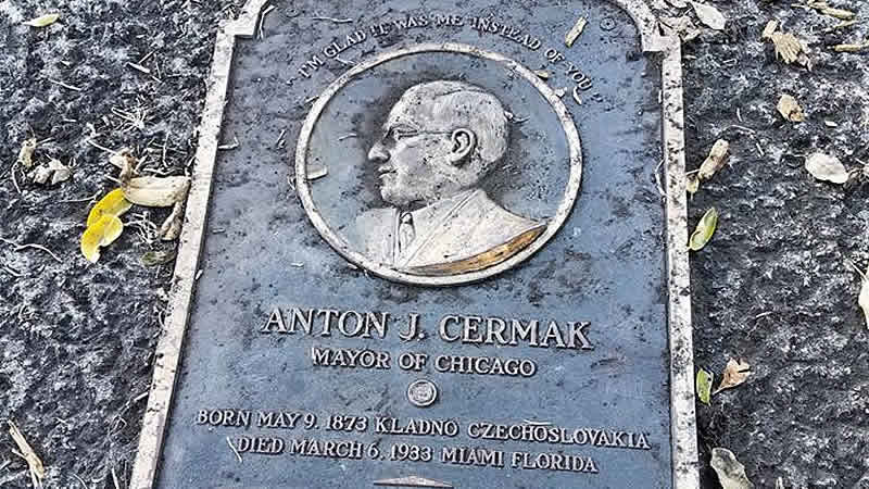 The Shooting of Chicago Mayor Anton Cermák