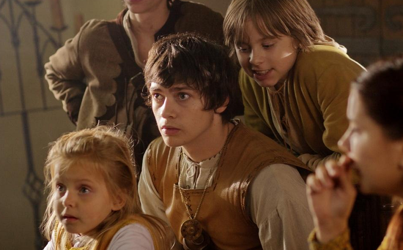 Watch This: Little Knights Tale or Ať žijí rytíři!