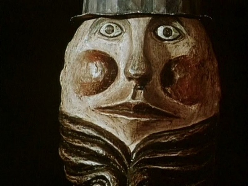 The Last Trick by Czech Filmmaker Jan Švankmajer