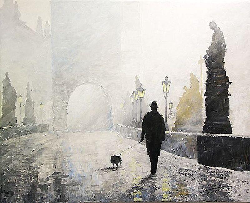 Oil-Paintings-of-Prague-by-Yuriy-Shevchuk-Tres-Bohemes-16