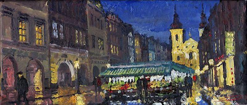 Oil-Paintings-of-Prague-by-Yuriy-Shevchuk-Tres-Bohemes-7