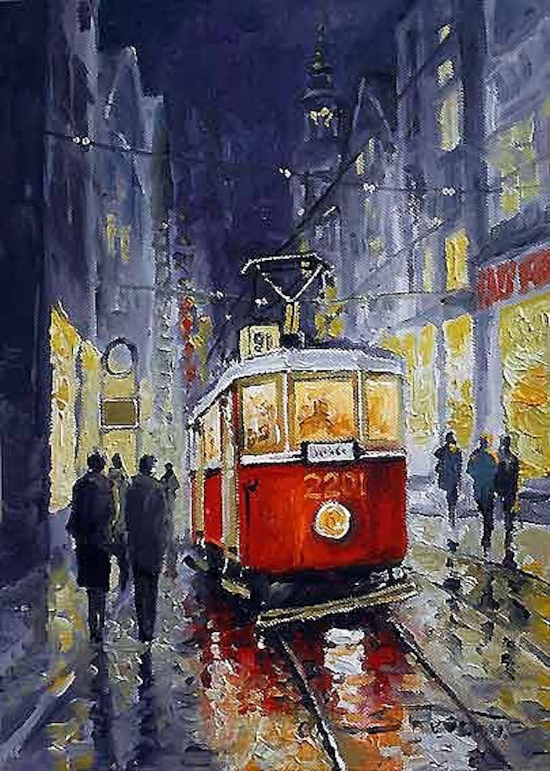 Oil-Paintings-of-Prague-by-Yuriy-Shevchuk-Tres-Bohemes-9