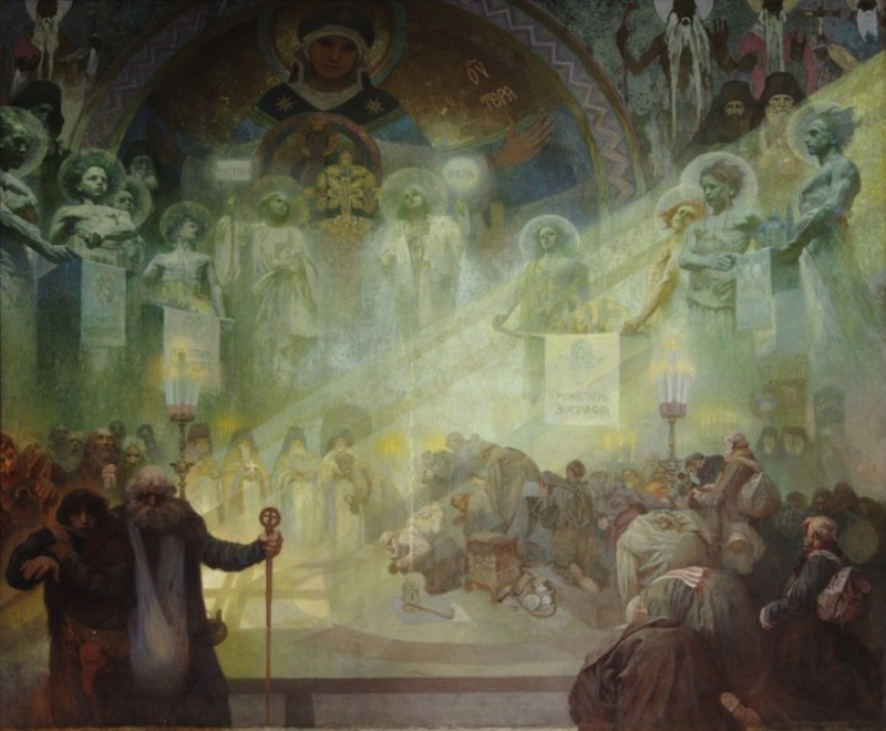 A-Closer-Look-At-The-Slav-Epic-By-Alphonse-Mucha-Tres-Bohemes-17