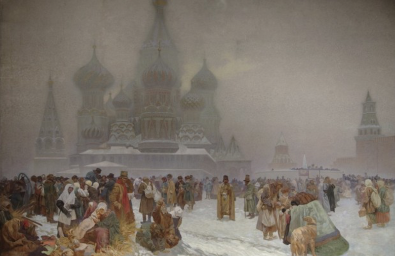 A-Closer-Look-At-The-Slav-Epic-By-Alphonse-Mucha-Tres-Bohemes-19
