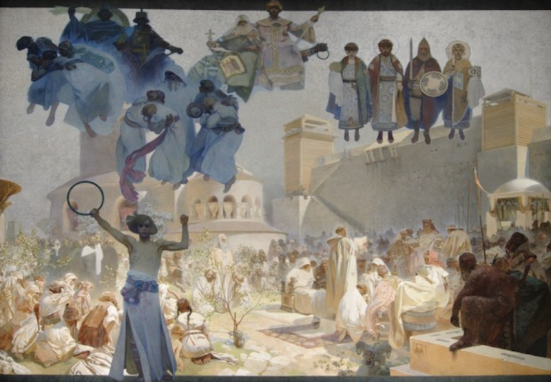 A-Closer-Look-At-The-Slav-Epic-By-Alphonse-Mucha-Tres-Bohemes-3