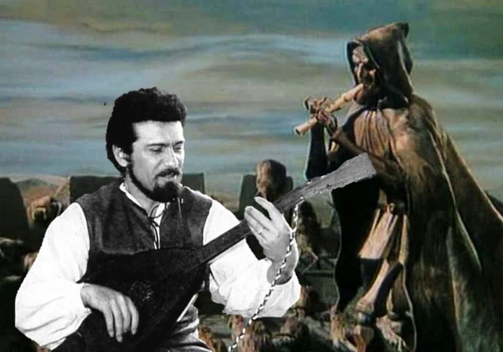 Waldemar Matuška's Krysař and the Pied Piper film
