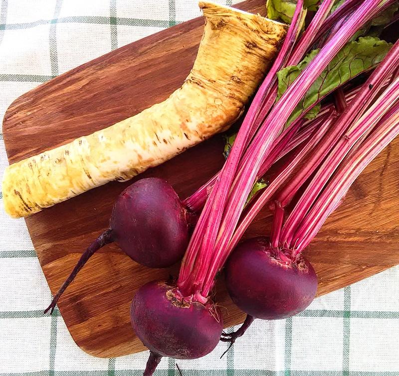 Bohemian Beet and Horseradish Relish