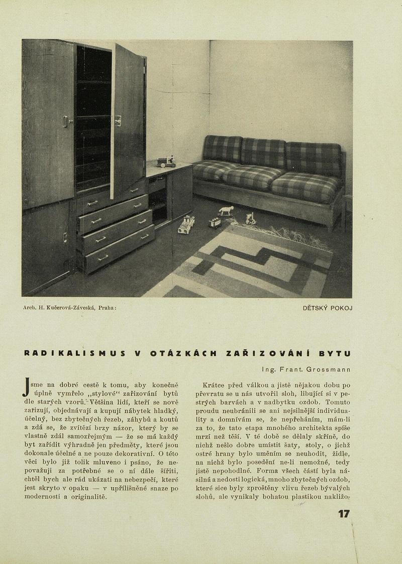 Czech Contemporary Housing Culture