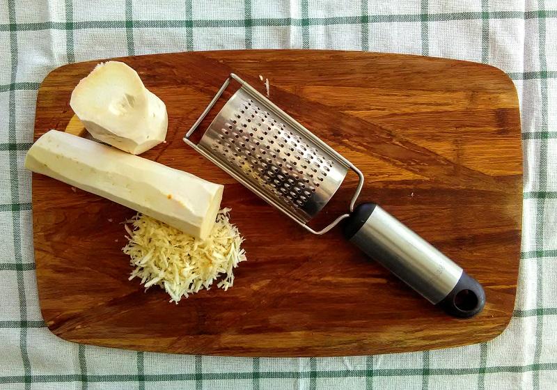 Old Bohemian Horseradish Soup Recipe by TresBohemes