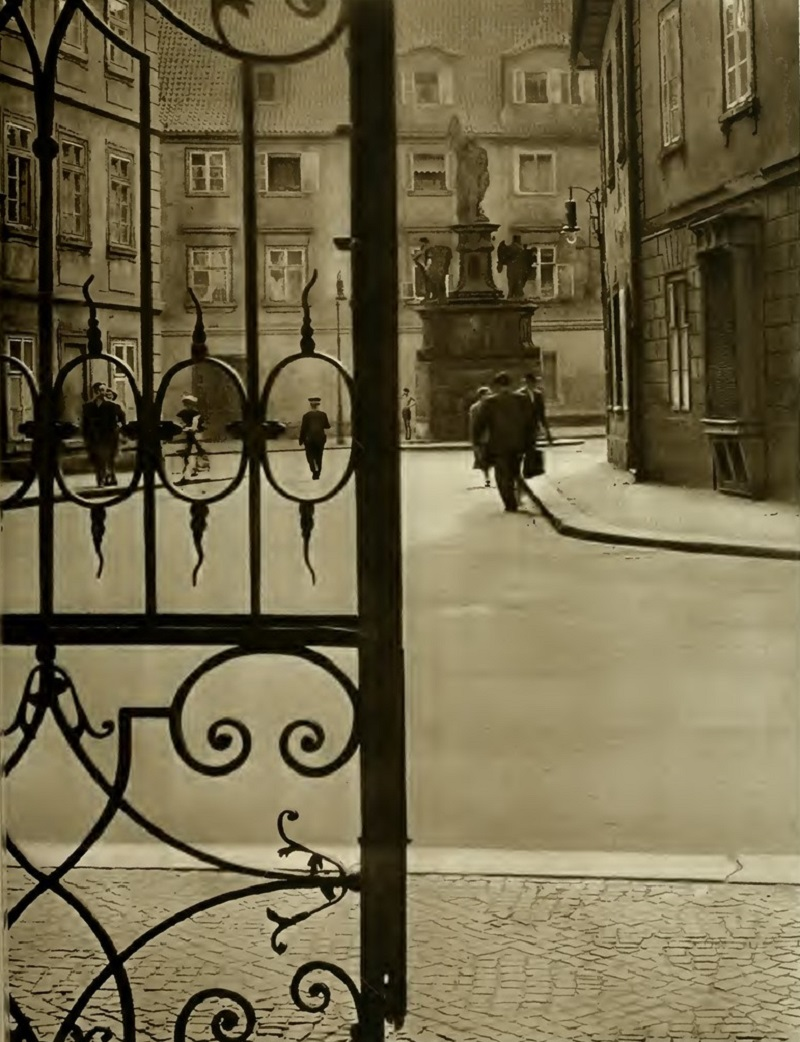 The Face of Prague - Beautiful Images from 75 Years Ago by TresBohemes