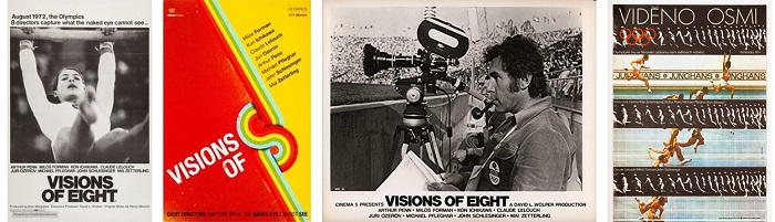 Visions of Eight by Award Winning Czech Director Miloš Forman