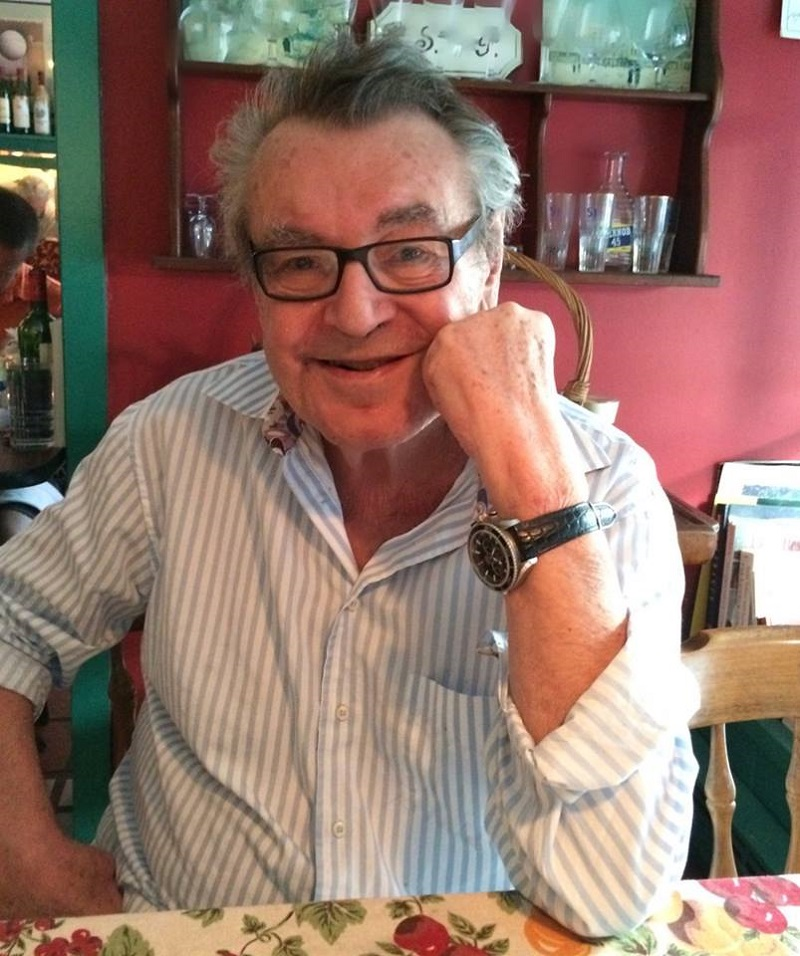 Rest in Peace Award Winning Czech Director Miloš Forman