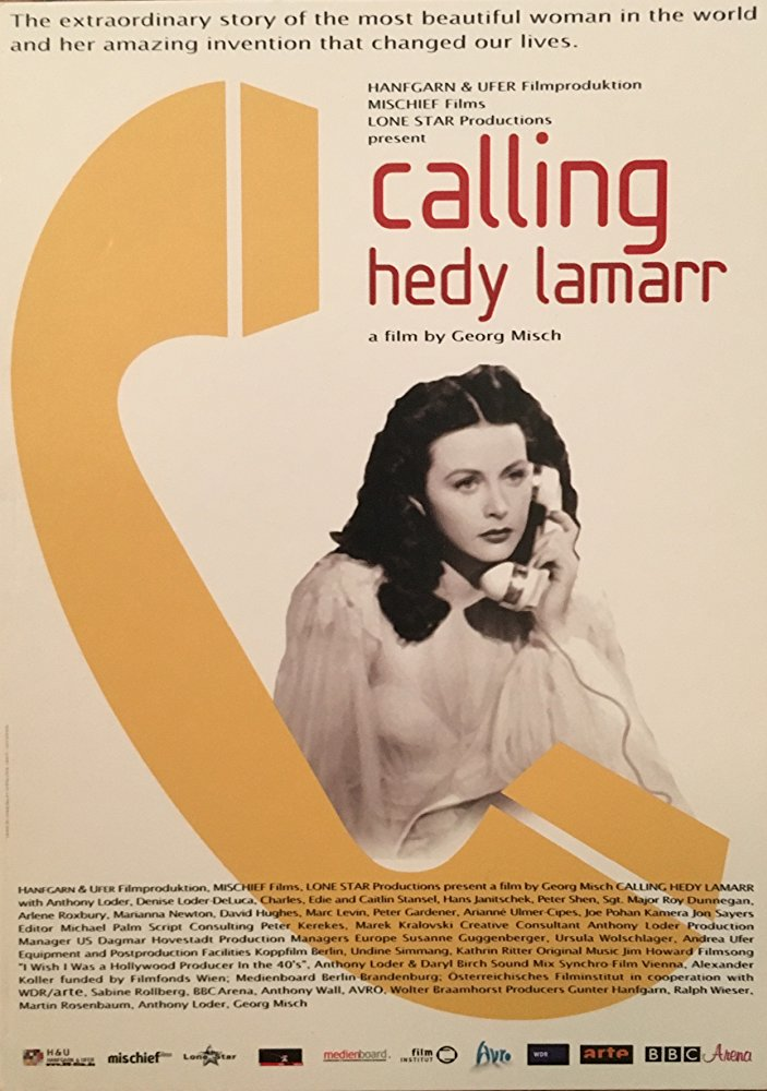 """Hedy Lamarr """"Most Beautiful Girl of the Century"""" Had Czech Roots"""
